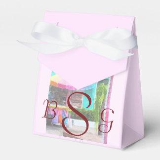 Port Lucaya Marketplace Bahamas Wedding Products Favor Box