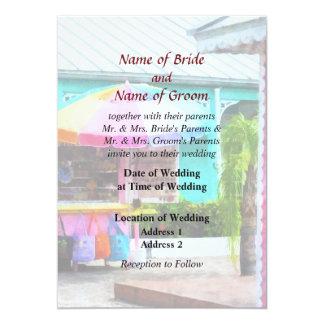 Port Lucaya Marketplace Bahamas Wedding Products Invitations