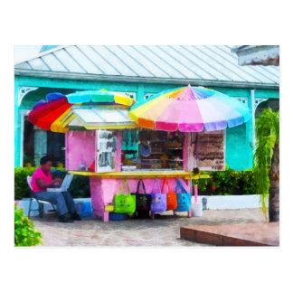 Port Lucaya Marketplace Postcard