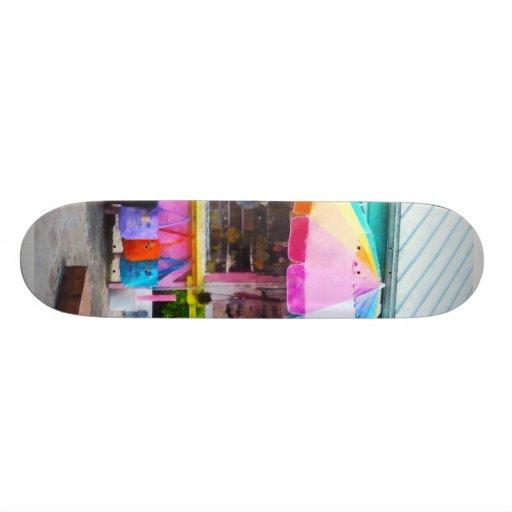 Port Lucaya Marketplace Custom Skate Board