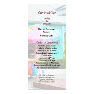 Port Lucaya Marketplace Wedding Program