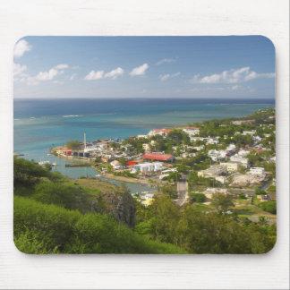 Port Mathurin, Rodrigues Island, Mauritius Mouse Pad