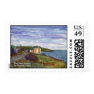 Port Noo, Ireland Stamps