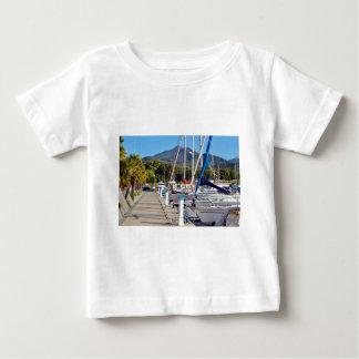 Port of Argelès-sur-Mer in France Baby T-Shirt