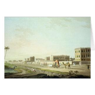 Port of Cheringhee, Calcutta, plate 32 from 'Orien Card