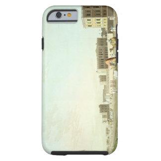 Port of Cheringhee, Calcutta, plate 32 from 'Orien Tough iPhone 6 Case