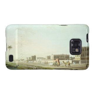 Port of Cheringhee, Calcutta, plate 32 from 'Orien Samsung Galaxy SII Case