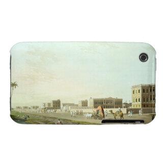 Port of Cheringhee, Calcutta, plate 32 from 'Orien iPhone 3 Case-Mate Case