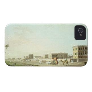 Port of Cheringhee, Calcutta, plate 32 from 'Orien iPhone 4 Case-Mate Cases