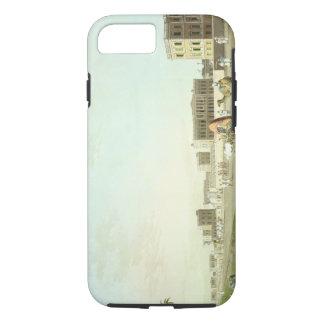 Port of Cheringhee, Calcutta, plate 32 from 'Orien iPhone 7 Case