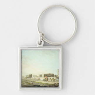Port of Cheringhee, Calcutta, plate 32 from 'Orien Keychains