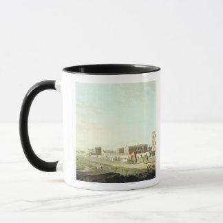 Port of Cheringhee, Calcutta, plate 32 from 'Orien Mug