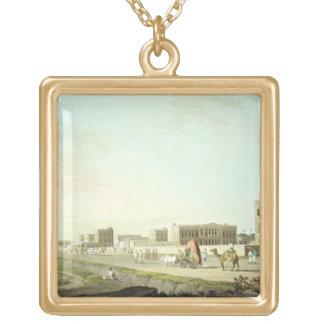 Port of Cheringhee, Calcutta, plate 32 from 'Orien Pendants