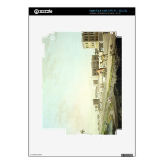 Port of Cheringhee, Calcutta, plate 32 from 'Orien Decals For iPad 3