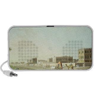 Port of Cheringhee, Calcutta, plate 32 from 'Orien PC Speakers