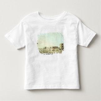 Port of Cheringhee, Calcutta, plate 32 from 'Orien Toddler T-shirt