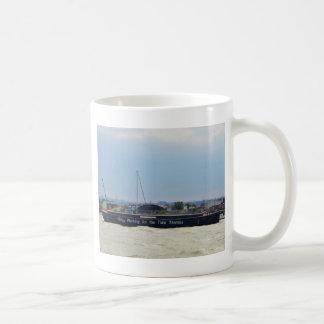 Port Of London Barge Coffee Mugs