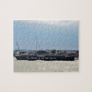 Port Of London Barge Puzzles