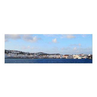 Port of Mykonos Photo