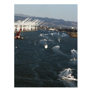 Port of Oakland Postcard