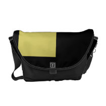 Port of Oil and Gold Courier Bag
