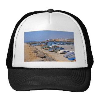 Port of San Miguel del Tajao at Tenerife Trucker Hat