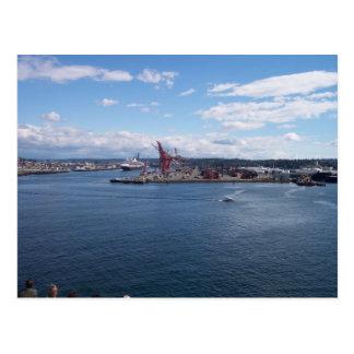 Port of Seattle Postcard