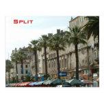 Port of Split Post Card