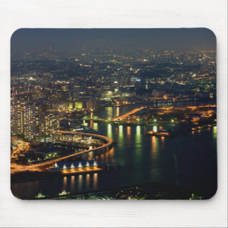 Port of Yokohama Mouse Pad