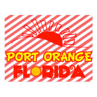 Port Orange, Florida Postcard