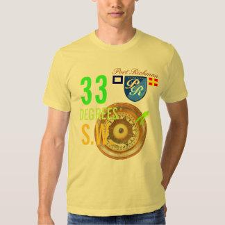 Port Richman Compass Direction Marine T-Shirt