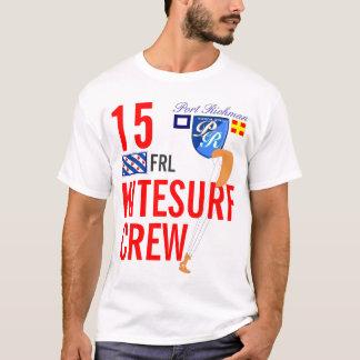 Port Richman Kitesurfing Crew Fryslân FRL T-Shirt