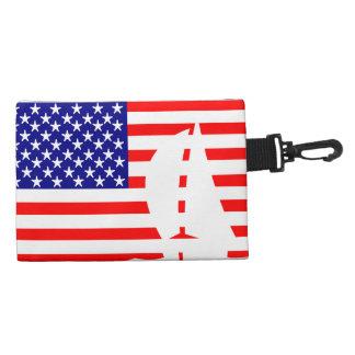 Port Richman Marine Gear American Flag Yacht Accessory Bag