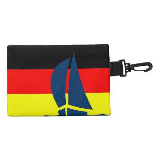Port Richman Marine Wear Germany Flag Nautical Accessory Bags