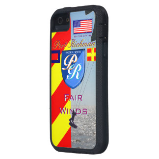 Port Richman Nautical Kitesurfing USA Cover For iPhone 5