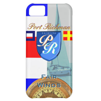 Port Richman Yachting Compass Marine iPhone 5C Cover
