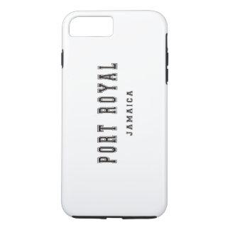 Port Royal Jamaica iPhone 8 Plus/7 Plus Case