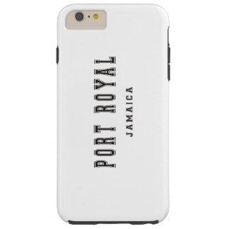 Port Royal Jamaica Tough iPhone 6 Plus Case
