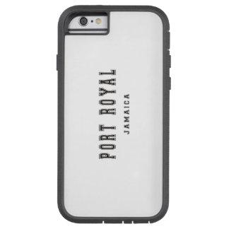 Port Royal Jamaica Tough Xtreme iPhone 6 Case