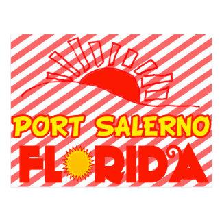 Port Salerno, Florida Postcard