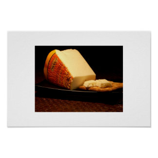 Port Salut Cheese Poster