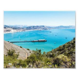 Port San Luis print Photo Art
