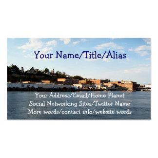 Port Townsend Business Card