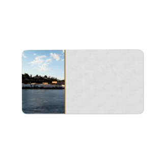 Port Townsend Address Label