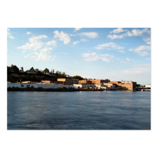 Port Townsend Large Business Card