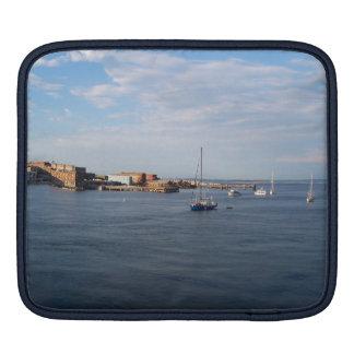 Port Townsend Moorage iPad Sleeve
