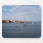 Port Townsend Moorage Mousepads