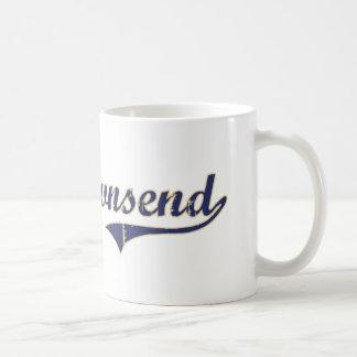 Port Townsend Washington Classic Design Classic White Coffee Mug