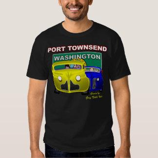 PORT TOWNSEND WASHINGTON T SHIRT