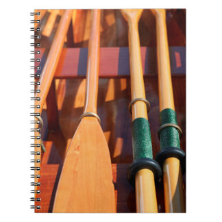 Port Townsend, Wooden Boat Festival Spiral Note Book